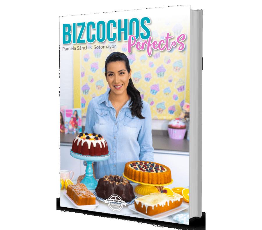 """Libro digital """"Bizcochos perfectos"""""""
